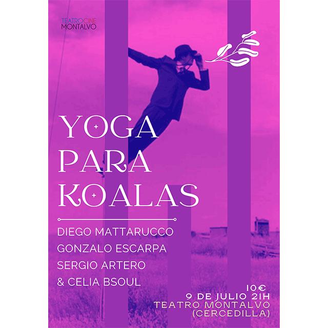 """Yoga para Koalas"""