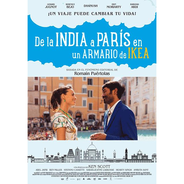 """Cine de verano: """"De la India a París en un armario de Ikea"""""""