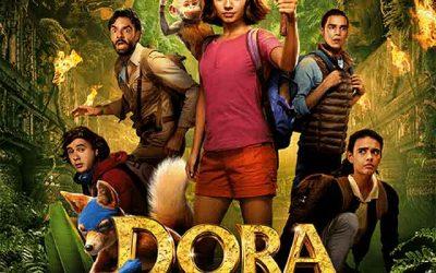 """Cine de verano: """"Dora y la Ciudad Perdida"""""""