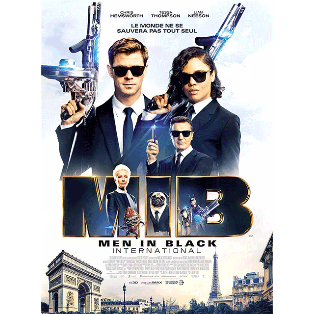 "Cine de verano: ""Men in Black International"""