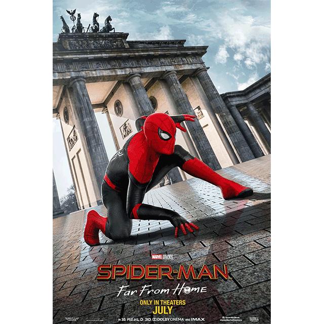 """AutoCine: """"Spiderman: Lejos de casa"""""""