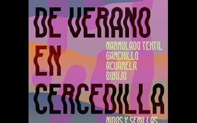 Talleres de Verano (2021), en Cercedilla.