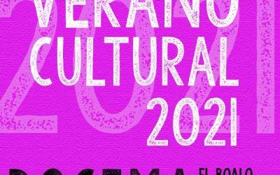 Verano Cultural (2021), en Bocema.