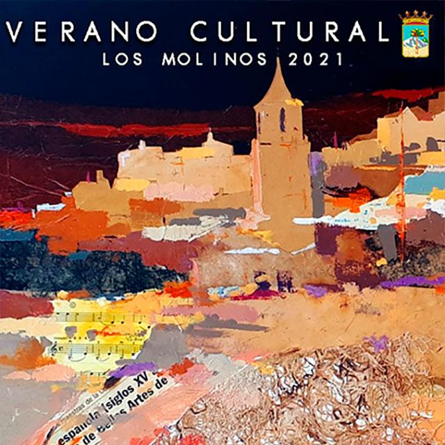 Verano Cultural (2021), en Los Molinos.