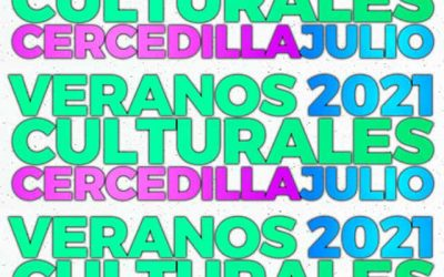 Veranos Culturales, en Cercedilla (julio 2021)