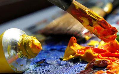 Concurso de Pintura Rápida (2021), en Becerril de la Sierra.