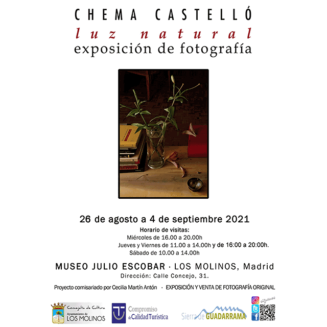 "Chema Castelló: ""Luz natural"""