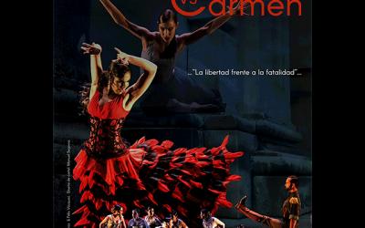 "Compañía Ibérica de Danza: ""Carmen Vs Carmen"""