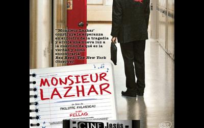 "Cine Club Jesús Yagüe: ""Monsier Lazhar"""