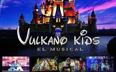 """Vulkano Kids, el musical"""