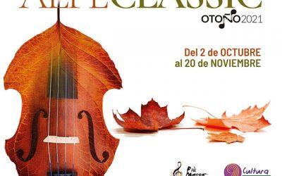 I Festival de Música Clásica AlpeClassic 2021