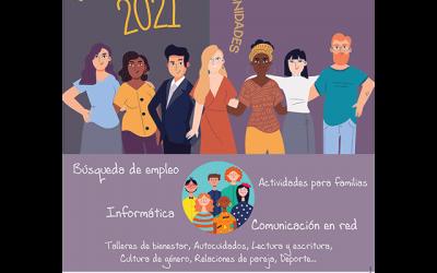 """""""Nuevos retos, nuevas oportunidades"""" (Área de Mujer de Collado Villalba)"""