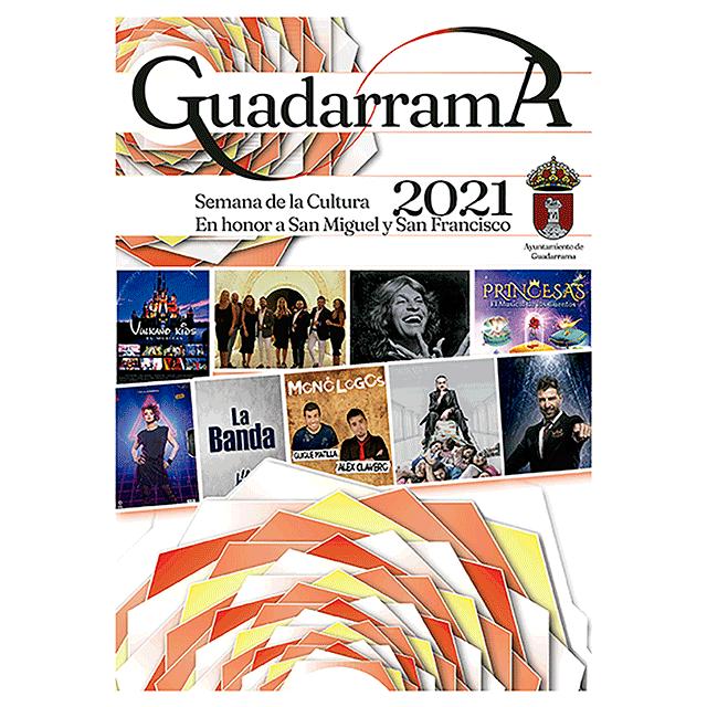 Semana de la Cultura (2021), en Guadarrama.