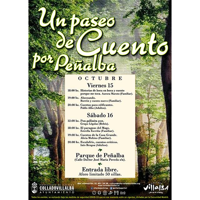 """""""Un paseo de Cuento por Peñalba"""""""