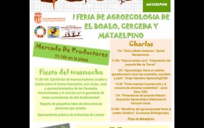 I Feria de Agroecología (BOCEMA)