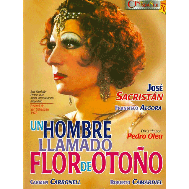 "Cine Club Jesús Yagüe: ""Un hombre llamado Flor de Otoño"""