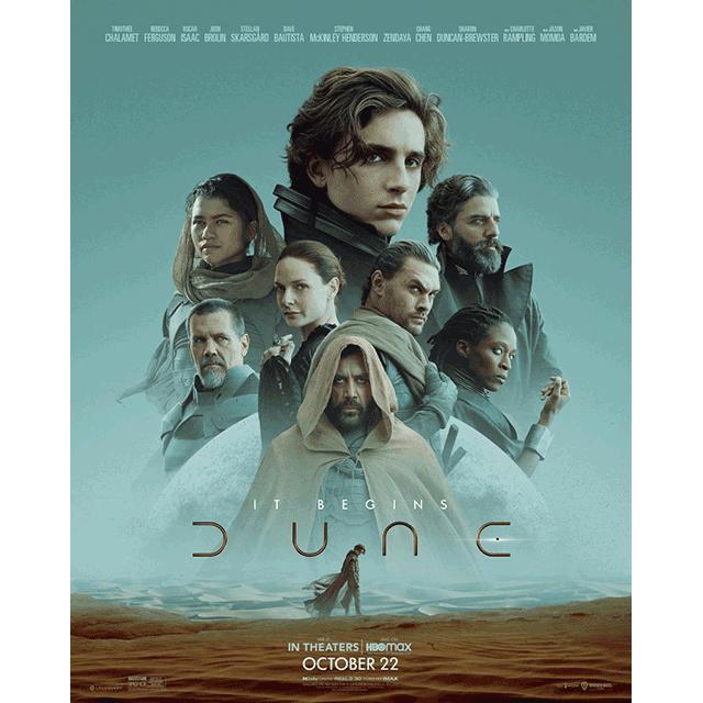 "Cine de estreno: ""Dune"""
