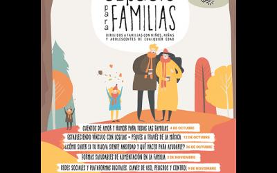 Espacio para Familias (otoño 2021)
