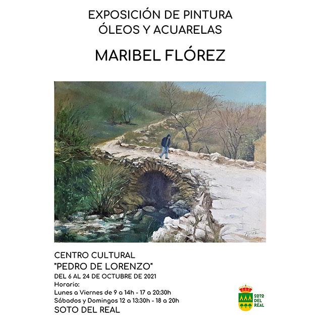 Maribel Flórez: Oleos y acuarelas